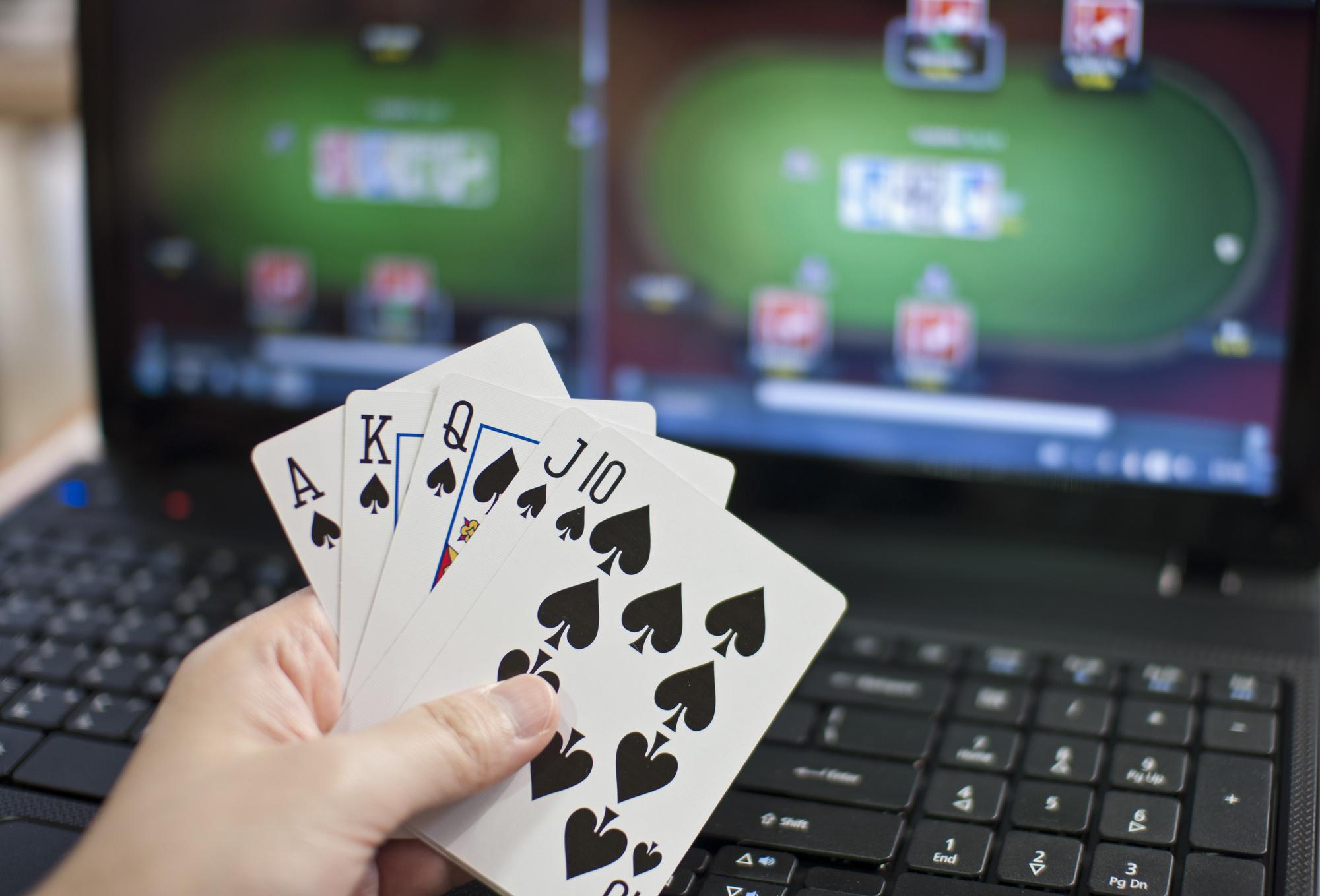 online poker card games