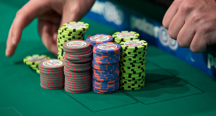 Poker gamer