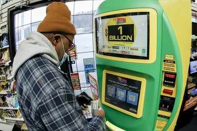 Lottery betting online